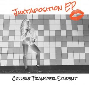 College Transfer Student Juxtaposition EP Album Artwork
