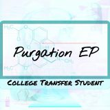 Purgation EP Album Artwork - College Transfer Student