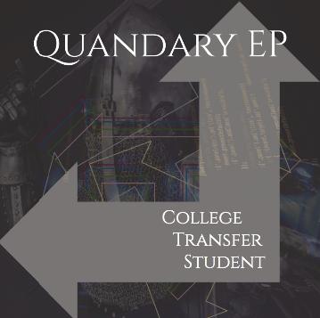 Quandary EP - College Transfer Student album artwork