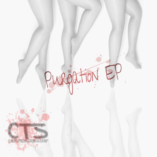 Purgation EP by College Transfer Student - Indie Album Artwork