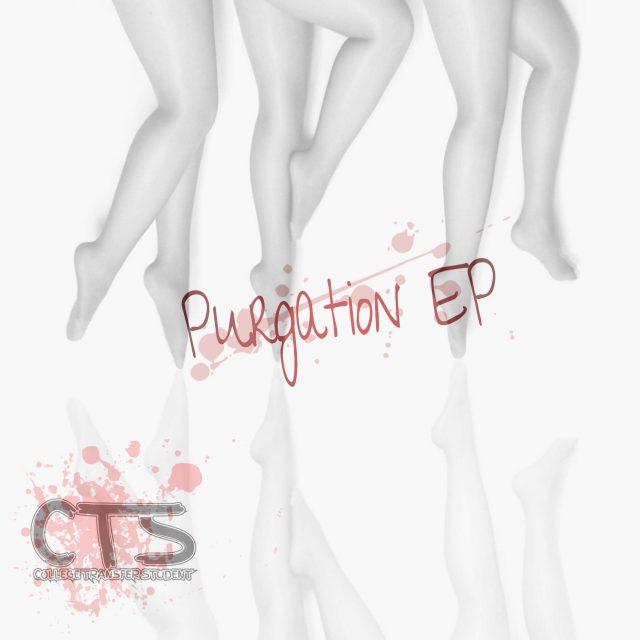 Purgation EP - Front Cover - Album Artwork